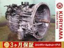 7速マニュアルミッションAy☆PK-日野プロフィア プル式/オイルクーラー無/PTO付き ●821816●