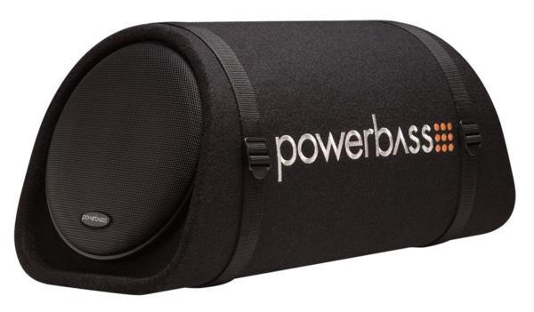 ■USA Audio■アメリカのパワーバスPowerBass 20cm ●アンプ内蔵サブウーハーBOX BTA-8, Max.300W ●保証付●税込_画像3