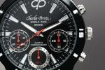 1円×3本 長期1年保証 クロノグラフ 腕時計 入手困難 限定モデル