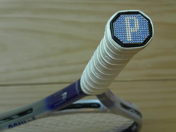 ★即決 在庫処分 テニス プリンスラケット用キラリスワロ【ZCBG】_画像2