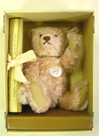 JAPAN TEDDY BEAR テディベア MASAKO, ROSE' 25 限定品 /103_画像1