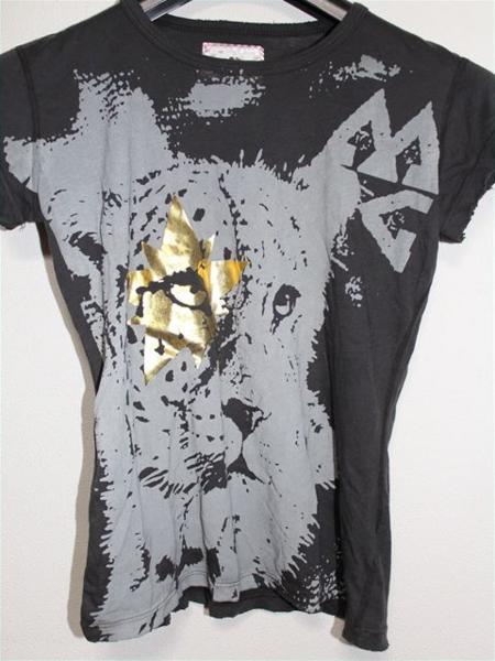 モーフィンジェネレーション Morphine Generation レディース半袖Tシャツ ブラックS NO11 新品_画像1
