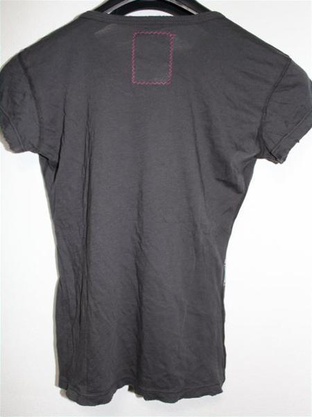 モーフィンジェネレーション Morphine Generation レディース半袖Tシャツ ブラックS NO11 新品_画像4