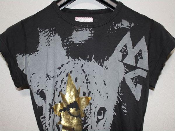 モーフィンジェネレーション Morphine Generation レディース半袖Tシャツ ブラックS NO11 新品_画像2