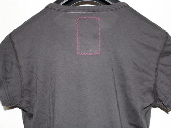 モーフィンジェネレーション Morphine Generation レディース半袖Tシャツ ブラックS NO11 新品_画像5