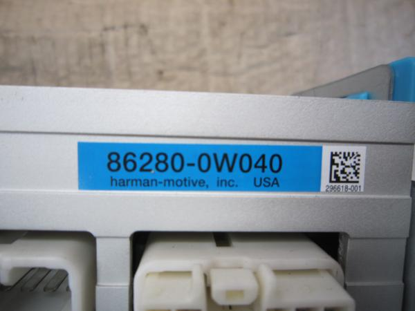 セルシオ UCF30 アンプ マークレビンソン 86280-0W040【nab】TO_画像3