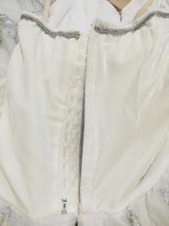 送料無料♪大人Lバレエ舞台衣装♪白いお姫様系♪8層チュチュ♪L_画像5