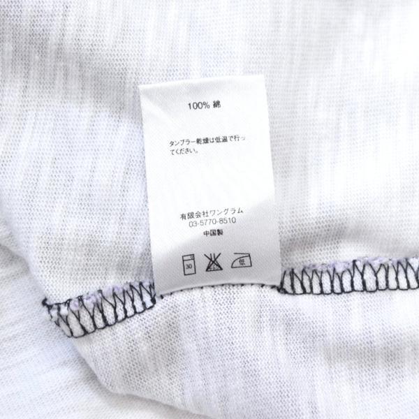 【16AW・16FW】Supreme シュプリーム R.I.P. L/S Tee Purple Camo パープルカモ 迷彩 M 長袖Tシャツ_画像4