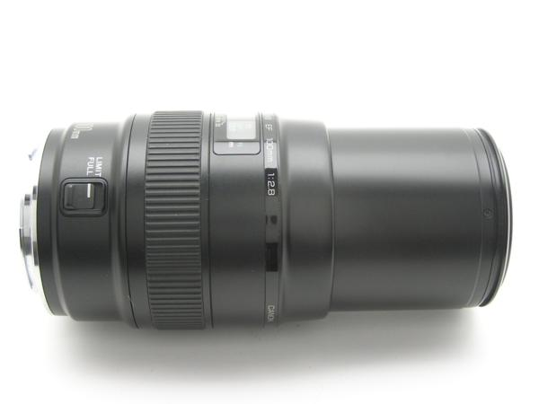 ★ハロ-カメラ★5692 Canon MACRO EF(100mm F2.8)動作品 要清掃_画像4