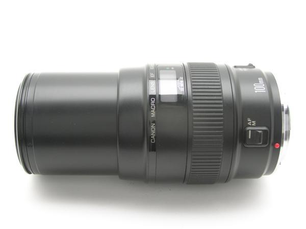 ★ハロ-カメラ★5692 Canon MACRO EF(100mm F2.8)動作品 要清掃_画像5
