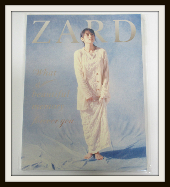 ZARD What a beautiful memory forever you パンフレット/写真集/坂井泉水【04