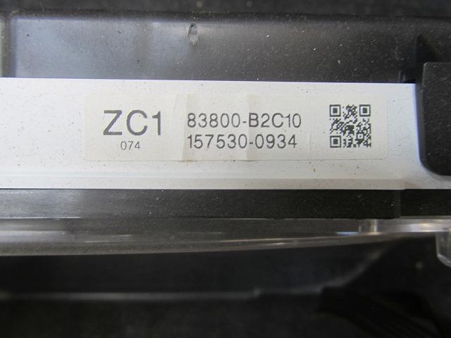ムーブ DBA-L150S EF-VE スピードメーター 98359_画像2
