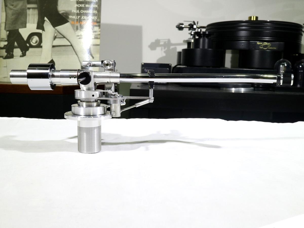 良品 MICRO MA-505L ロング トーンアーム サブウエイト/Phonoケーブル付属 Audio Station_画像3