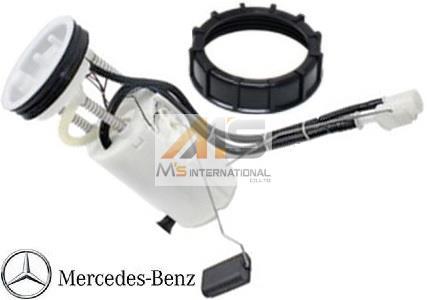 【M's】ベンツ W163 Mクラス(1997y-2005y)純正品 フューエルポンプ//BENZ 正規品 燃料ポンプ ML320 ML430 163-470-3594 163-470-2894_画像1