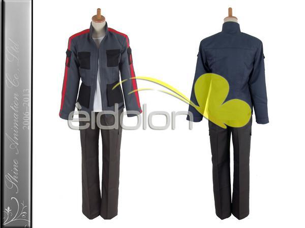 EE0001AB ギルティクラウン 桜満集 私服 コスプレ衣装 グッズの画像