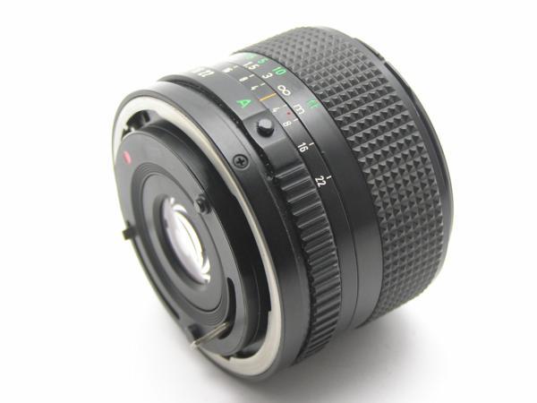 ★ハロ-カメラ★5704 Canon New FD 24mm F2.8  動作品 マニュアル用 現状_画像8