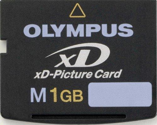 xd:新品Olympus XDピクチャー1GB(M)(メール便送料160円)