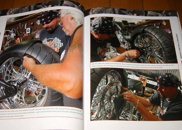 洋書 ウエストコーストチョッパーズバイクキットの作り方/ How to Build a West Coast Chopper Kit Bike (Motorbooks Workshop)輸入品_画像2