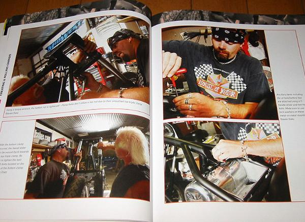 洋書 ウエストコーストチョッパーズバイクキットの作り方/ How to Build a West Coast Chopper Kit Bike (Motorbooks Workshop)輸入品_画像3