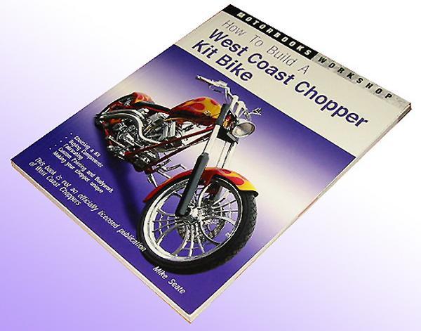 洋書 ウエストコーストチョッパーズバイクキットの作り方/ How to Build a West Coast Chopper Kit Bike (Motorbooks Workshop)輸入品_画像1