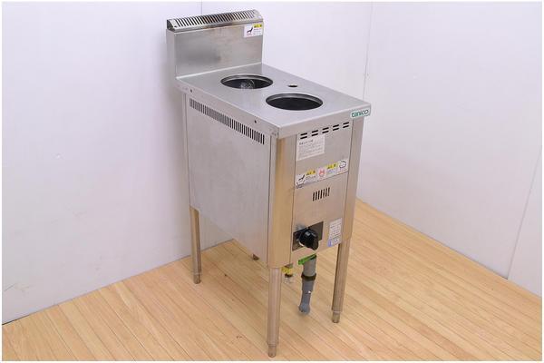 タニコー■都市ガス用■フードウォーマー/湯煎器TGW-35■06年製_画像1