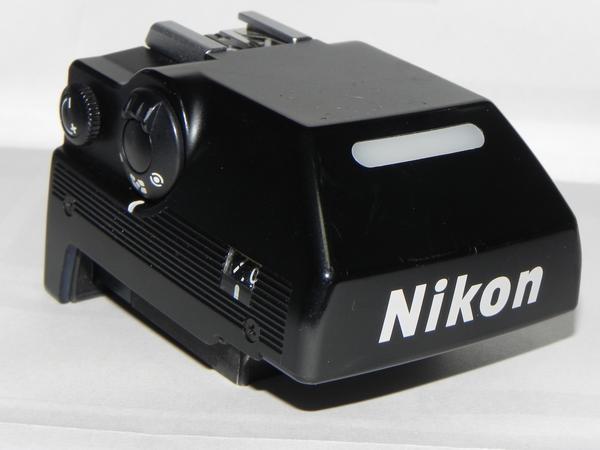 **中古良品 Nikon F4用マルチフォトミックファインダーDP-20*_画像1