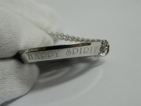 保証書 ショパール K18WG ダイヤ ダブルチェーン ネックレス  _画像5