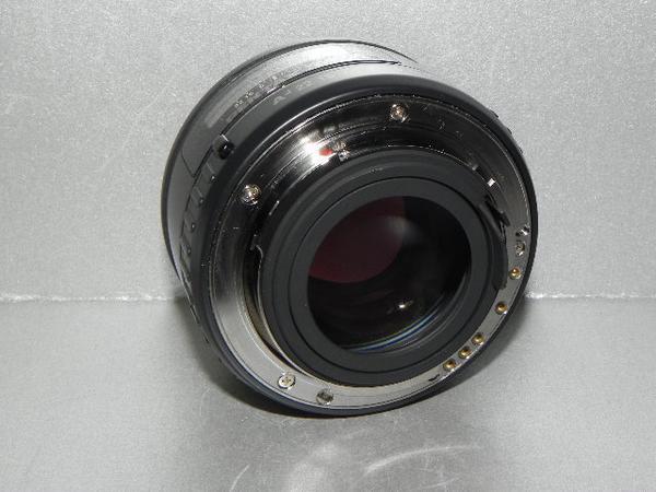 **中古良品 PENTAX-FA 50mm/F1.4 レンズ*_画像3