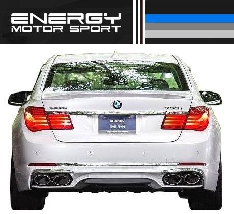 【M's】 BMW 7シリーズ F01/F02 リア スポイラー ENERGY MOTOR_画像2