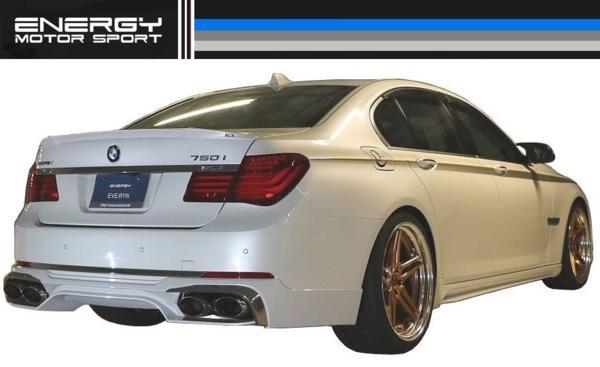 【M's】 BMW 7シリーズ F01/F02 リア スポイラー ENERGY MOTOR_画像3
