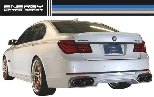 【M's】 BMW 7シリーズ F01/F02 リア スポイラー ENERGY MOTOR_画像4