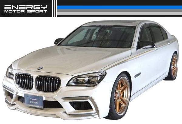 【M's】 BMW 7シリーズ F01/F02 リア スポイラー ENERGY MOTOR_画像9