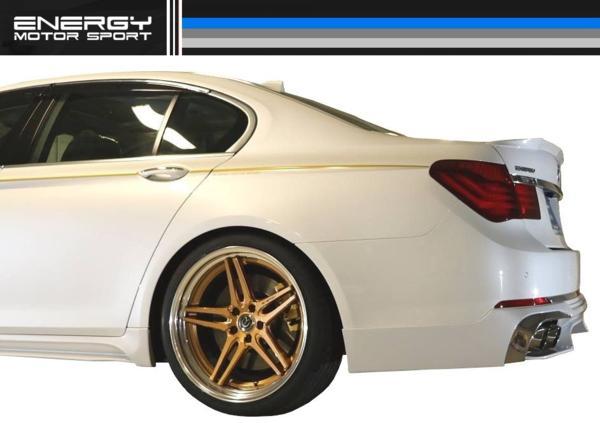 【M's】 BMW 7シリーズ F01/F02 リア スポイラー ENERGY MOTOR_画像6