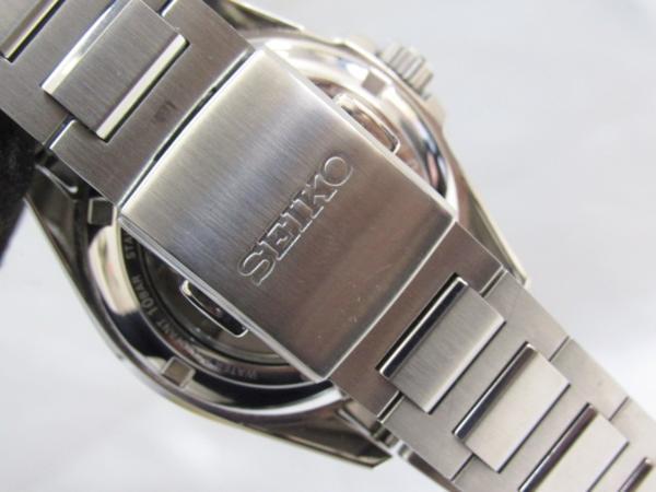 セイコー SEIKO プレサージュ メカニカル 自動巻き 腕時計 SARX013 保証有_画像7