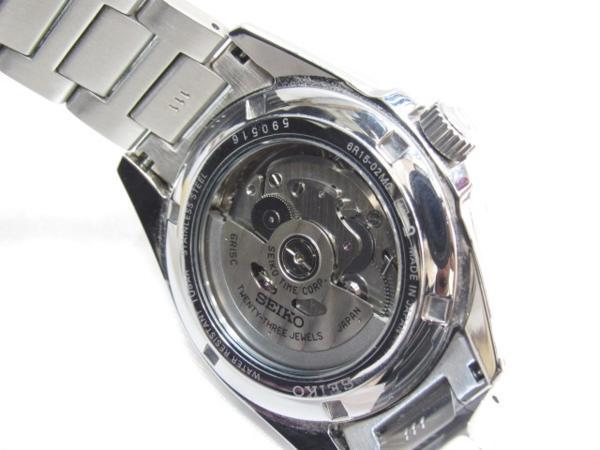 セイコー SEIKO プレサージュ メカニカル 自動巻き 腕時計 SARX013 保証有_画像5