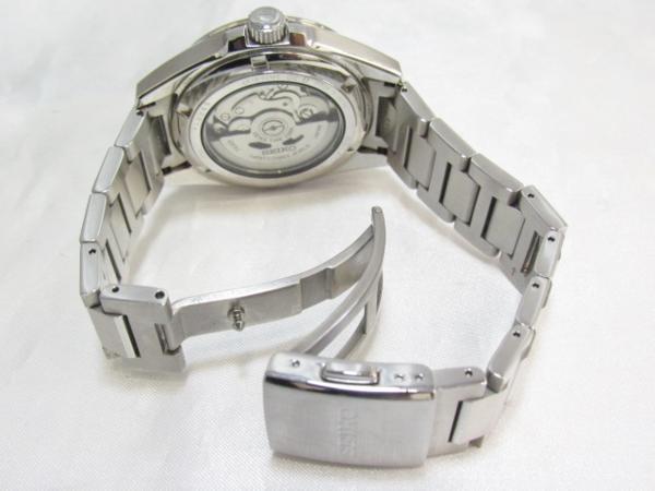 セイコー SEIKO プレサージュ メカニカル 自動巻き 腕時計 SARX013 保証有_画像4