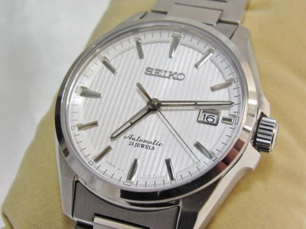 セイコー SEIKO プレサージュ メカニカル 自動巻き 腕時計 SARX013 保証有_画像3