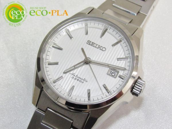 セイコー SEIKO プレサージュ メカニカル 自動巻き 腕時計 SARX013 保証有
