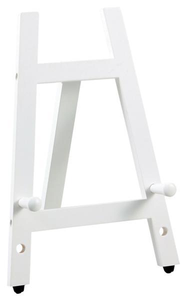 画材 木製イーゼル 30H3 ホワイト_画像1