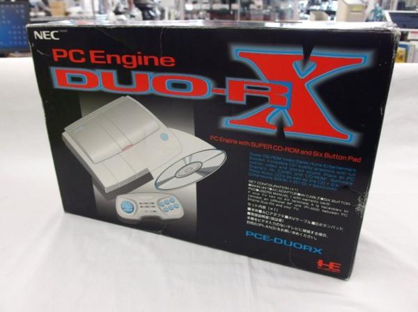 エヌイーシー NEC PCエンジンDUO-RX 【希少品】 PCE-DUORX
