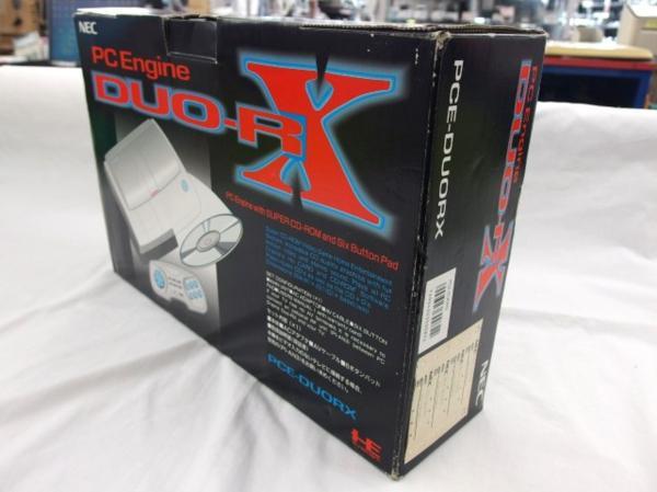 エヌイーシー NEC PCエンジンDUO-RX 【希少品】 PCE-DUORX_画像2