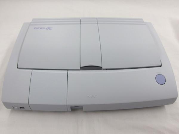 エヌイーシー NEC PCエンジンDUO-RX 【希少品】 PCE-DUORX_画像3