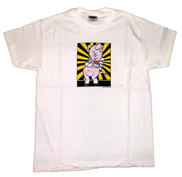 ★フランク コジック FRANK KOZIK Tシャツ Piggums-BOYS正規品 killdozer melvins punk_画像2