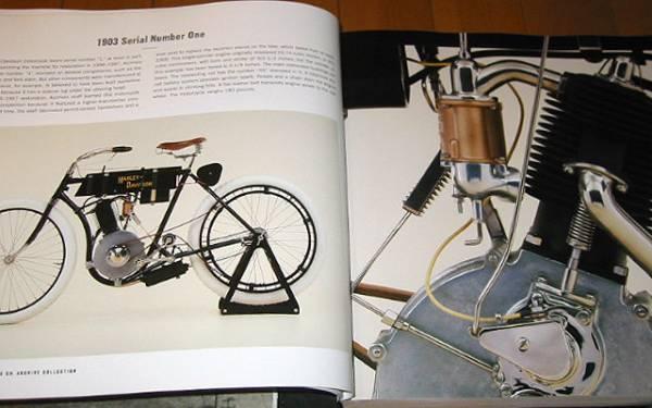 洋書【ハーレーダビッドソンアーカイブコレクション/ The Harley-Davidson Motor Co. Archive Collection(輸入品_画像2