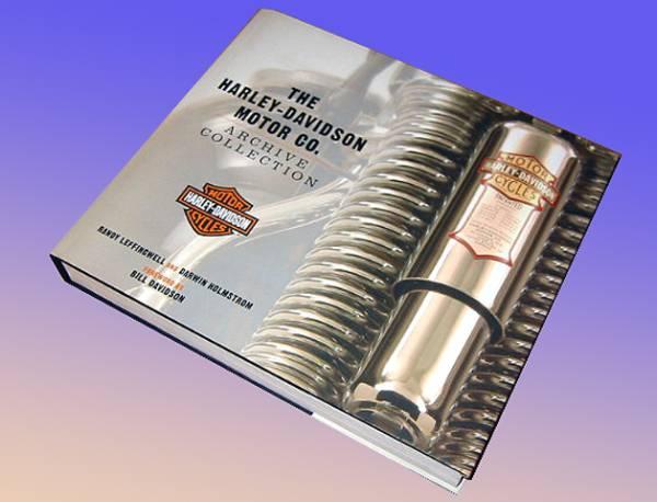 洋書【ハーレーダビッドソンアーカイブコレクション/ The Harley-Davidson Motor Co. Archive Collection(輸入品_画像1