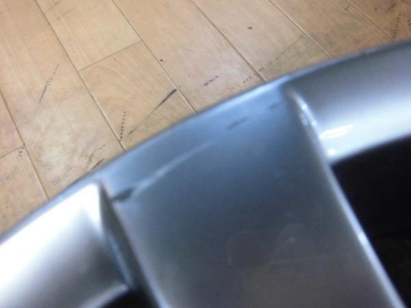 社外品 MOTEC GLEN モーテック グレン 4本 5H-120 16×7J+20 BMW 5シリーズ E39 スタッドレス用ホイールにも!_画像7