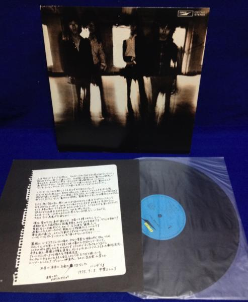 LP 邦楽 Kai Band 甲斐バンド 甲斐よしひろ 9枚セット_画像3
