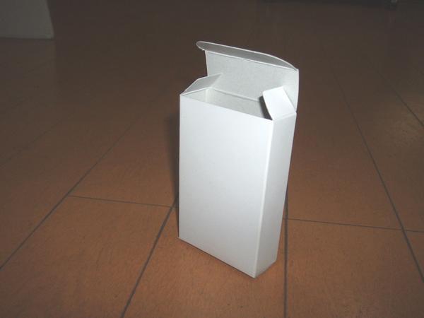 ◎白箱・たばこサイズ 2,400枚 送料無料! 自動販売機・景品・ライター◎_画像2