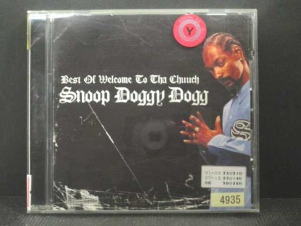 CD06590◆送料無料◆[CD]ベスト・オブ・ウェルカム・トゥ・ザ・チャーチ スヌープ・ドッグ