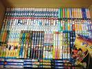 003-5●男子コミック詰め合わせ  約80冊 ※GTO~25巻/ニセコイ~19巻/ボクと魔女の時間~5巻など